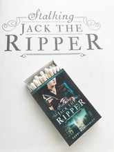 Load image into Gallery viewer, Stalking Jack the Ripper Series Book Matches