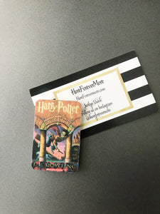 Harry Potter Book Magnet