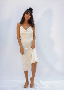 On Cloud 9 Slip Dress