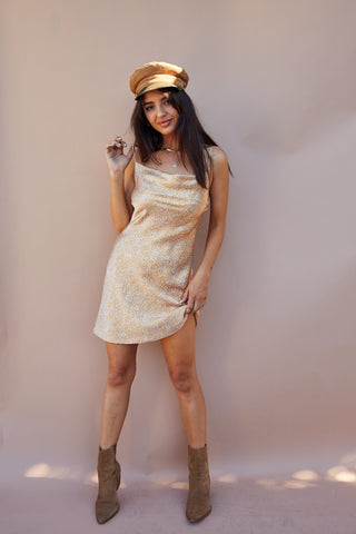 Golden State of Mind Dress