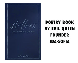 Stillness Poetry Book