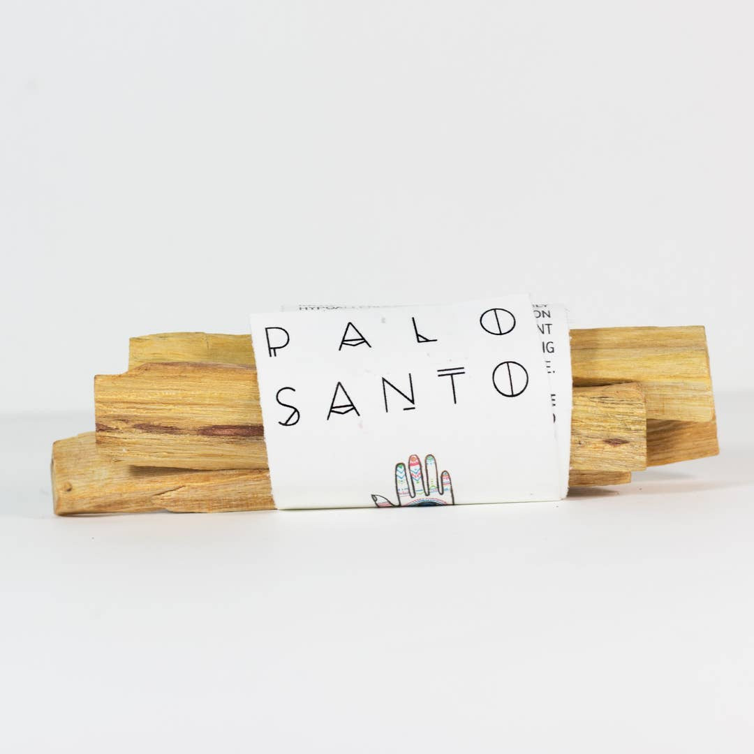 palo santo wood hypoallergenic frankincense and myrrh sent