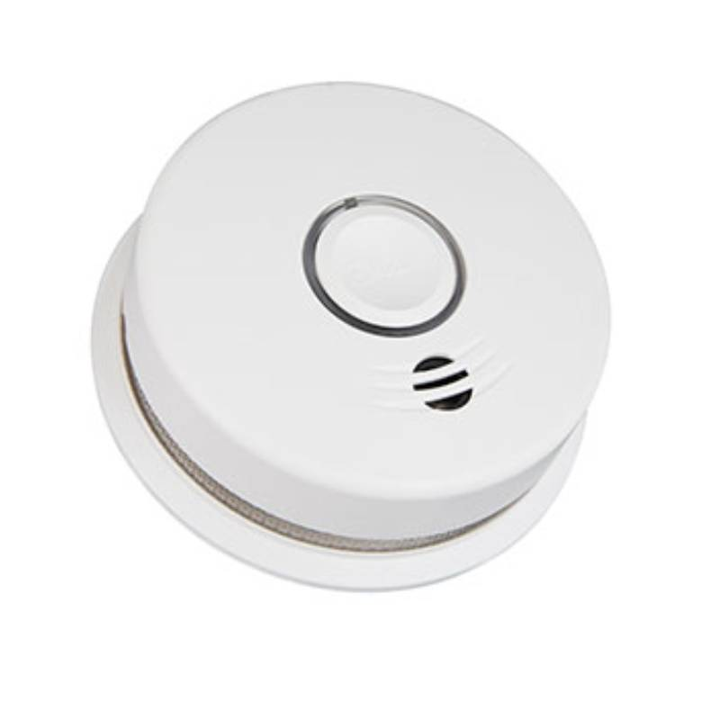 Kidde Wire-Free Interconnected AC Hardwired Smoke Alarm P4010ACS-W