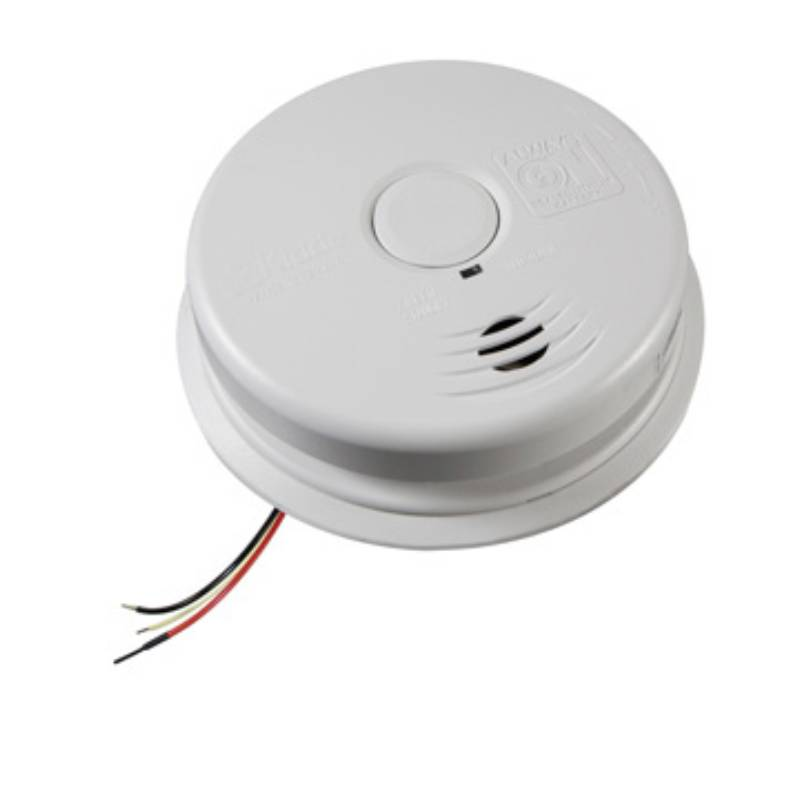 Kidde Worry-Free AC Wire-in Combination Smoke & CO Alarm 12010SCO