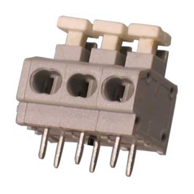 EB3516 SERIES Screwless Terminal Blocks