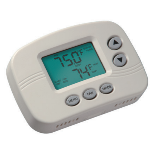 PSG Freedom 7-Day Programmable Thermostat MADE IN THE USA FP810C