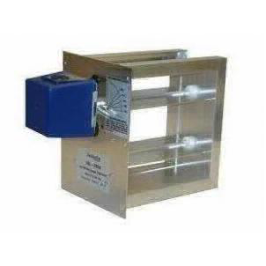 34 x 18 IN Rectangular Two-Position Zone Damper - NO ACTUATOR