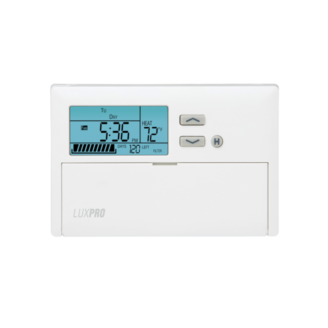 LuxPro Thermostat 1H/1Cl Programmable-PSP611