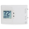 LuxPro Non-Programmable Heat Pump Thermostat PSDH121