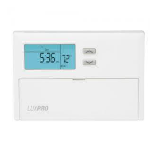 Lux 7-Day Programmable Thermostat PSP721U