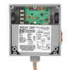 Enclosed 10 Amp Relay/Remote Split Core Current Switch Combination, Adjustable + Override Switch
