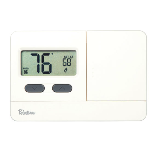 Robertshaw Economy Series Digital Non-Programmable Thermostat RS2110