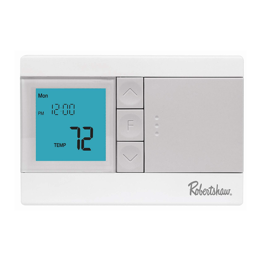 Robertshaw Economy Series Digital Non-Programmable Thermostat RS2210