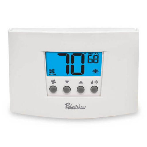 Robertshaw Digital Programmable  Universal 2H / 2C Thermostat RS5220
