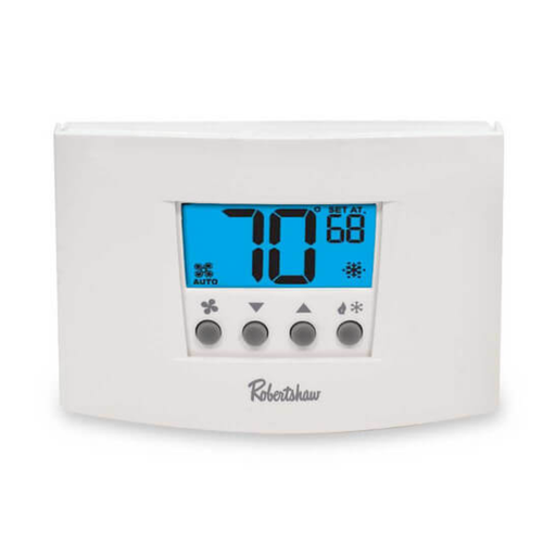 Robertshaw Value Series Digital Programmable Thermostat RS6220