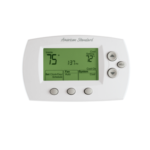 American Standard Silver 602 Digital Programmable Honeywell FocusPRO TH6220D1004 Thermostat