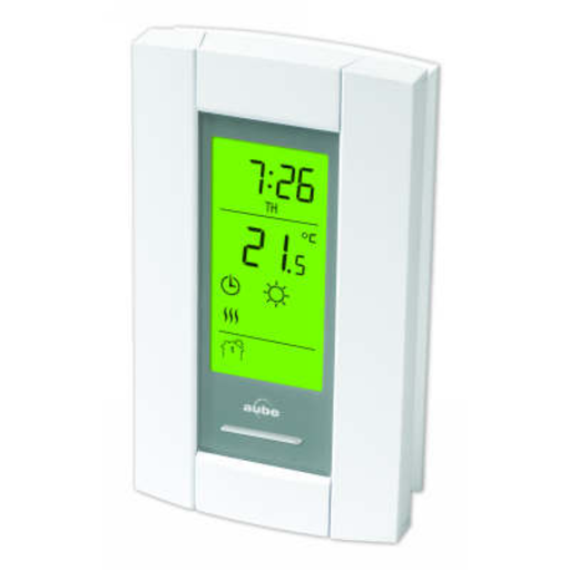Honeywell Programmable Line Volt Electric Heat Thermostat TH115-A-120S