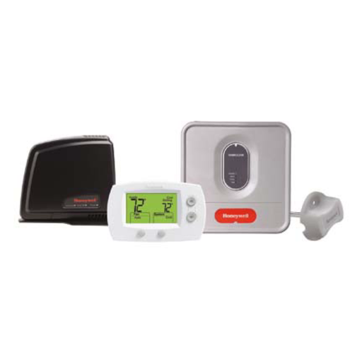 Honeywell FocusPro Thermostat Kit