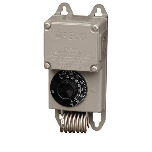 NEMA 4X Line Volt Mechanical Thermostat 40°F-110°F TF115-001