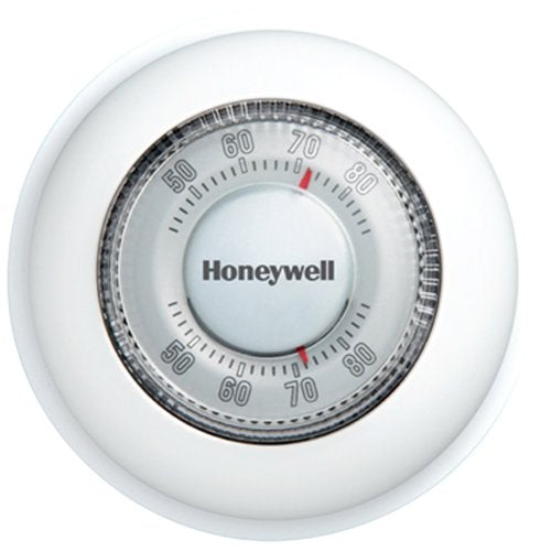 Honeywell The Round Heat/Cool Manual Thermostat CT87N1001