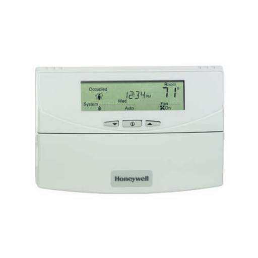 Honeywell Programmable Stat 3-Heat/3-Cool White-T7351F2010 T7351F2010