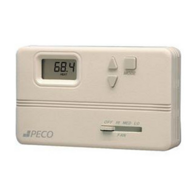 Proportional Auto-Heat-Cool-Off Thermostat w/ On/Off Valves TA158-100