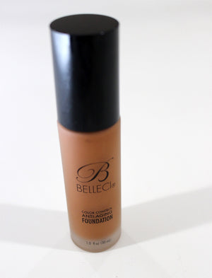 Color Control Anti-Aging Foundation: Dark