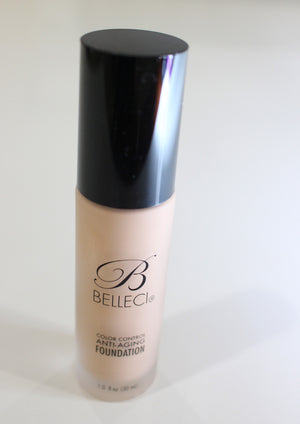 Color Control Anti-Aging Foundation: Light