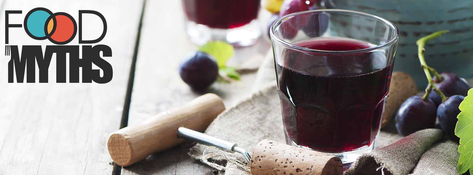 Food Fact or Fiction: Red Wine is Healthy