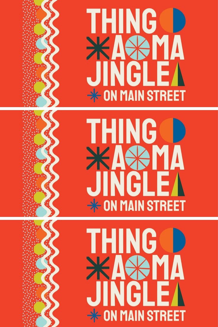 1st Annual Thing-A-Ma-Jingle