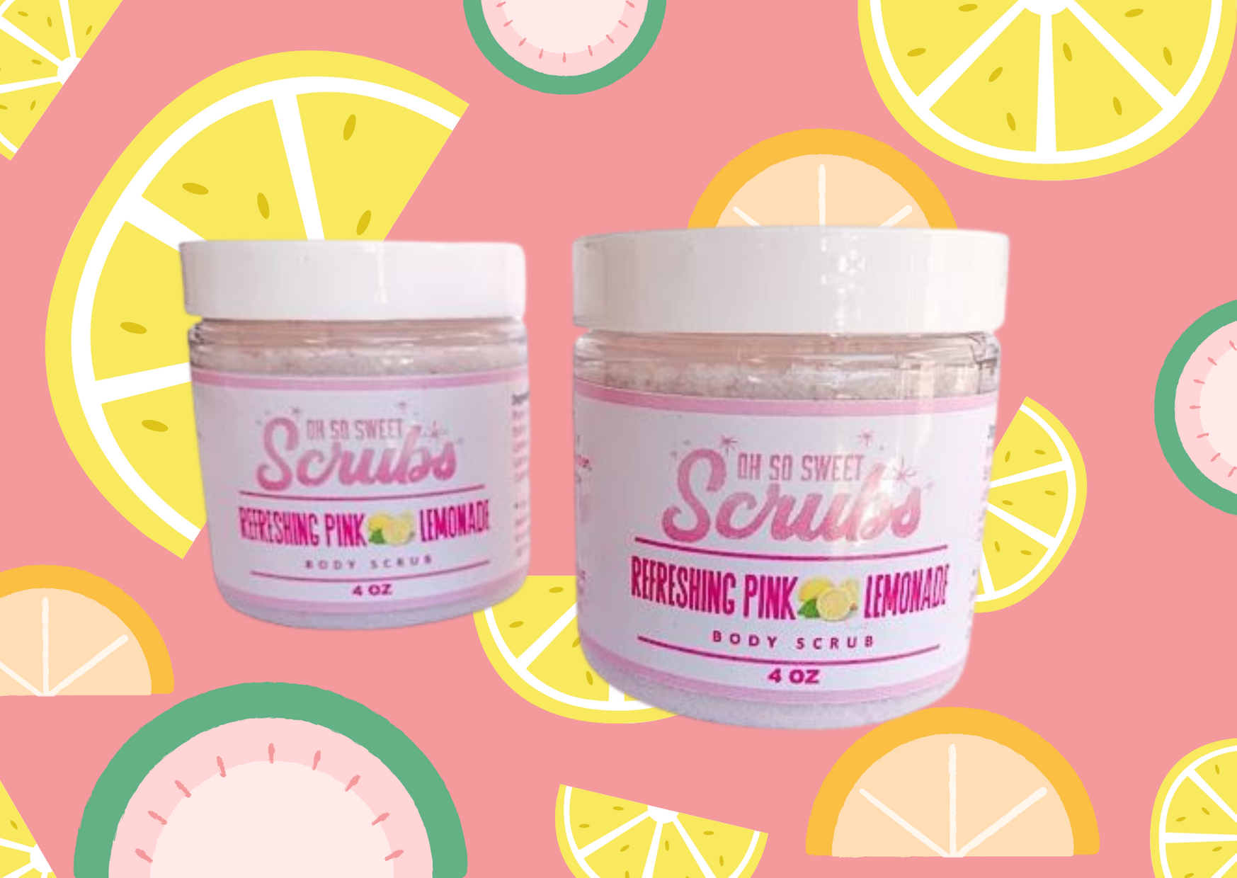 Use Our Pink Lemonade Scrub For the Softest Skin Ever