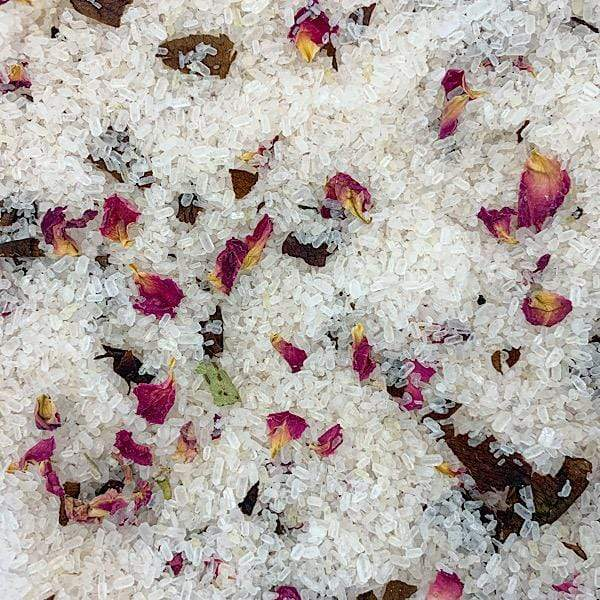 Oh So Sweet Scrubs LLC 8oz Luxurious Rose Petals 8oz Bath Soak