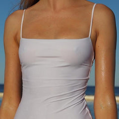 see-through swimsuit when wet