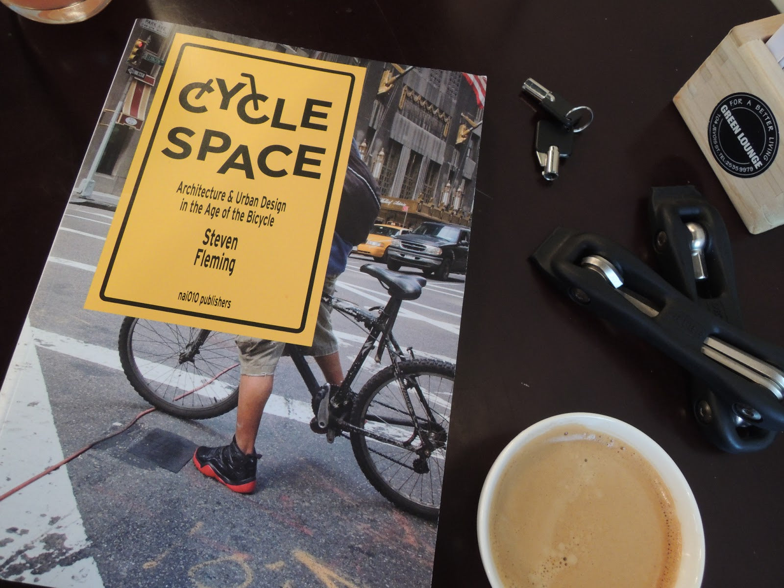 Cycle Space by Steven Fleming