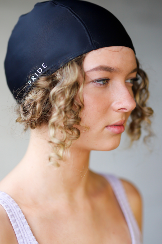 Swimming Cap  (Italian Recycled Knit Nylon & Lycra)