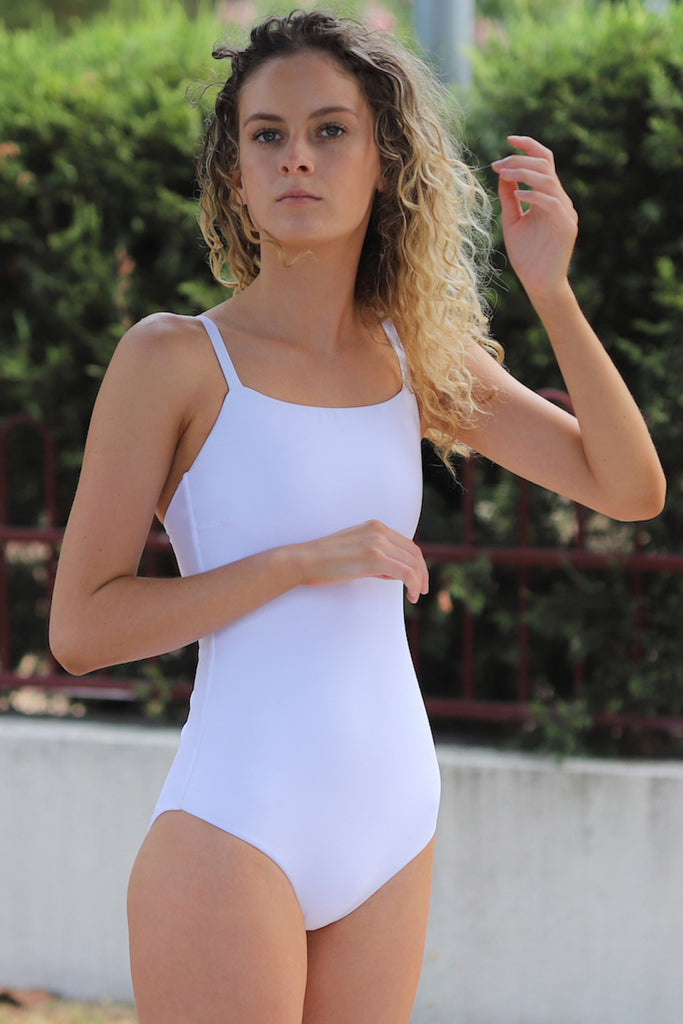 Full Coverage Swimsuit in Various Colours.