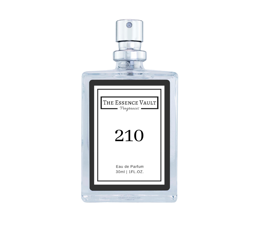 Inspired by Lime, Basil and Mandarin - 210