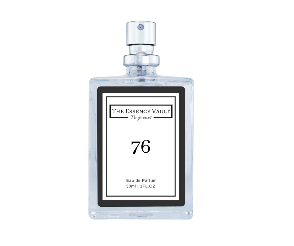 Inspired by Vetiver - 76