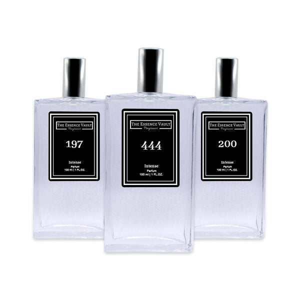 100ml x3 Intense Perfume Set