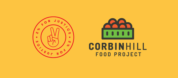2% for Corbin Hill Food Project