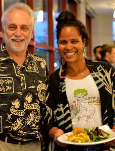 Supporting Noche Vegana - A night of vegan Latin cuisine & community education in Boston