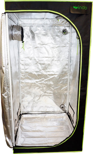 "Complete Grow Kit - 36""x36""x72"" 1680D Grow Tent - 800W High Intensity COB LED Grow Light - 4"" Fan and Filter"