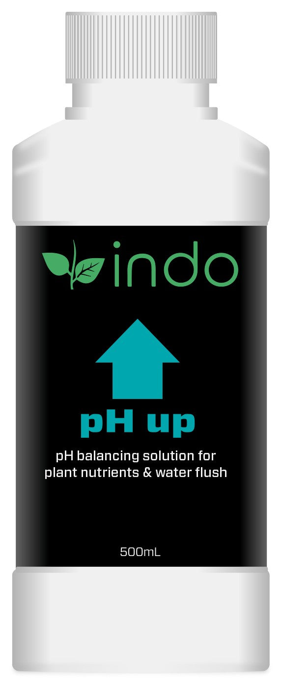 Indo pH Up - helps maintain optimum pH levels
