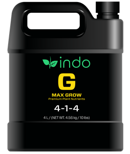 MAX Grow – Grow + Micro all in one bottle!