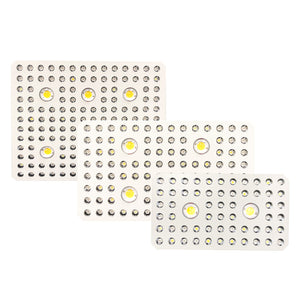 Veg & Bloom LED Grow Lights CREE COB Plus Extra Diodes for High Intensity