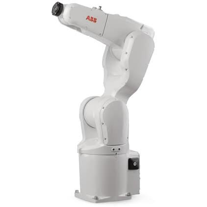 IRB 1200 - A Compact, Flexible, Fast and Functional Small Industrial Robot