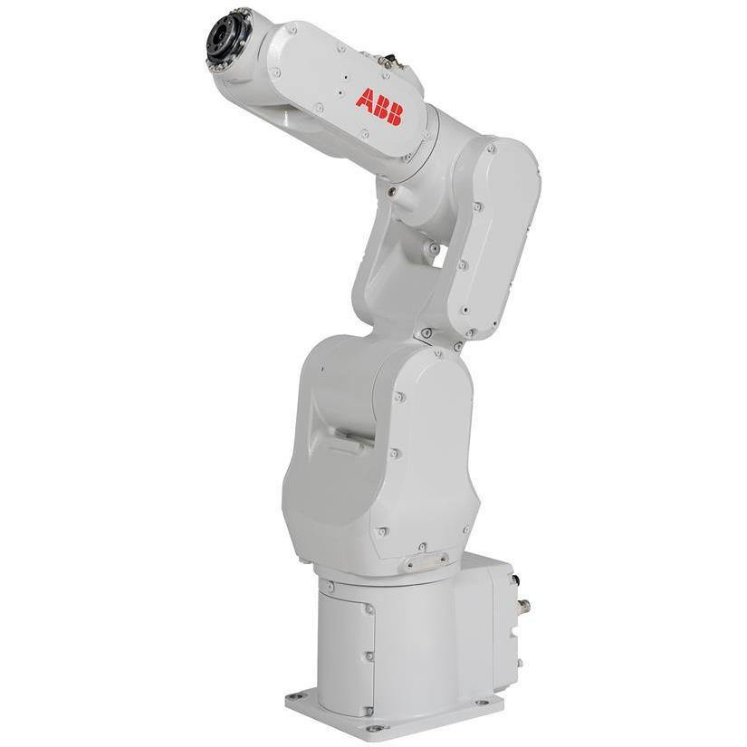 ABB IRB 1100 - The Most Compact and Fast Robot Ever - Pose 1