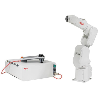 ABB IRB 1100 - The Most Compact and Fast Robot Ever - Pose 3