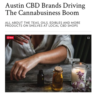 AUSTIN CBD BRANDS DRIVING THE CANNABUSINESS BOOM