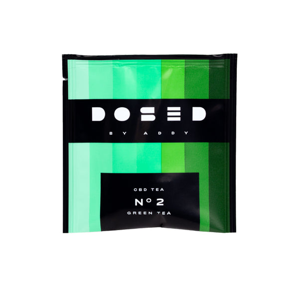 NO. 2 CBD GREEN TEA